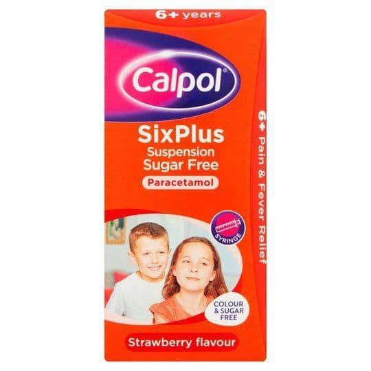 Calpol 6+ 80ml