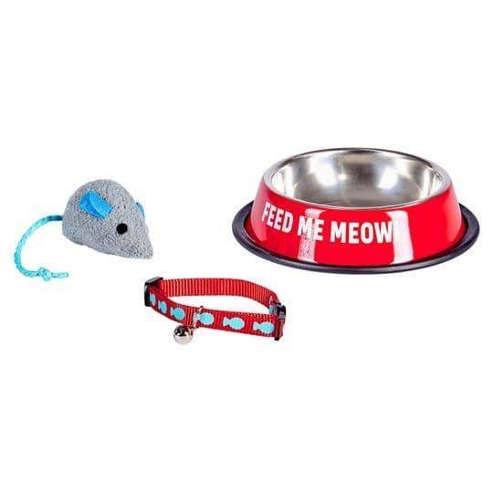 Cat Gift Set