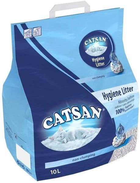 Catsan Litter Hygiene 10ltr