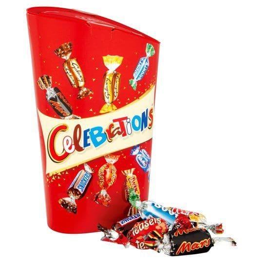 Celebrations 240g Box