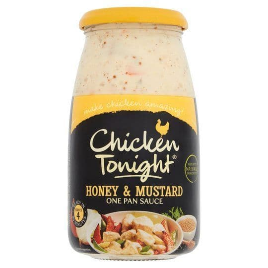 Chicken Tonight Honey & Mustard 500g