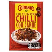 Colman's Chilli Con Carne 50g