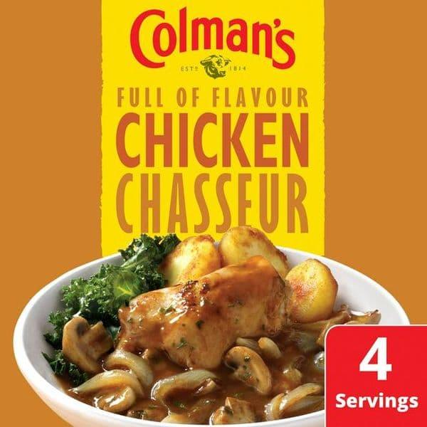 Colmans Chicken Chasseur 43g