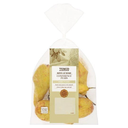 Conference pears Tesco 610g