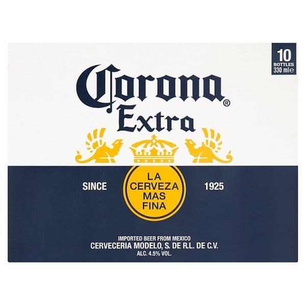 Corona Extra 10x330ml