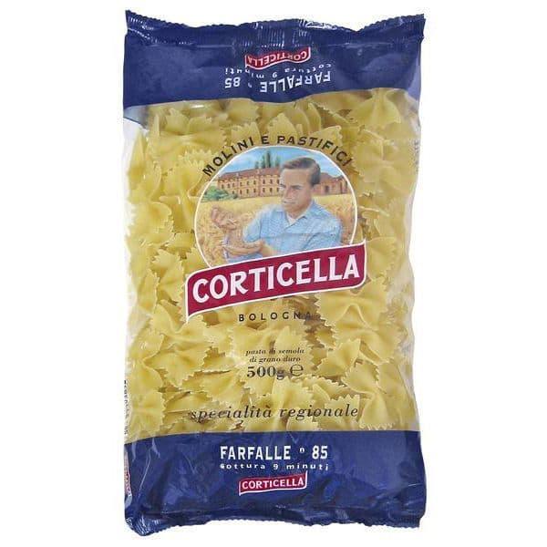 Corticella Farfalle Pasta 500g
