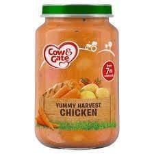 Cow&Gate Yummy Harvest Chicken 200g