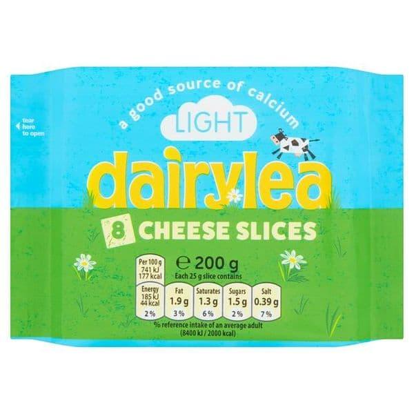 Dairylea Slices 8Pk