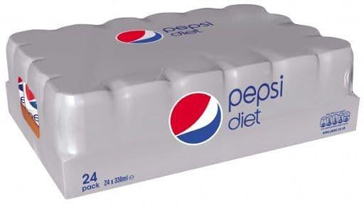 Diet Pepsi 24x330ml