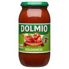 Dolmio Bolognese Smooth Tom