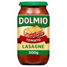 Dolmio Lasagne Tomato sauce