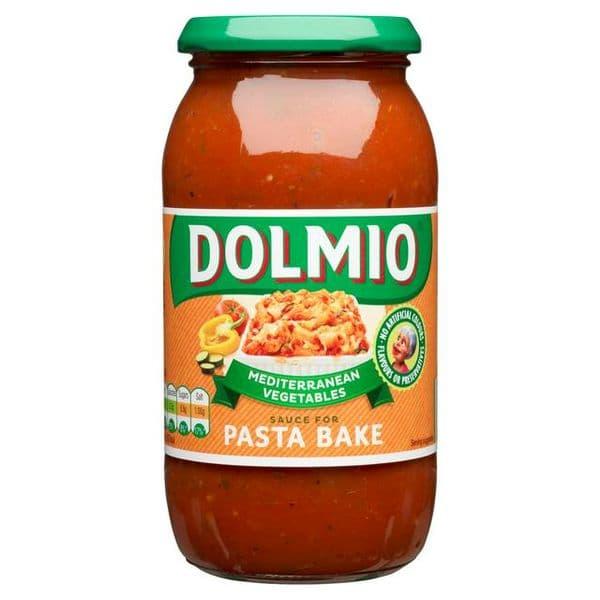 Dolmio Mediterranean Vegetables Pasta Bake 500g