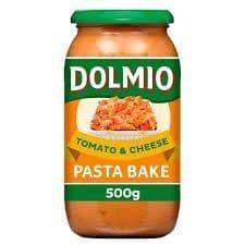 Dolmio Tomato & Cheese Pasta Bake 500g