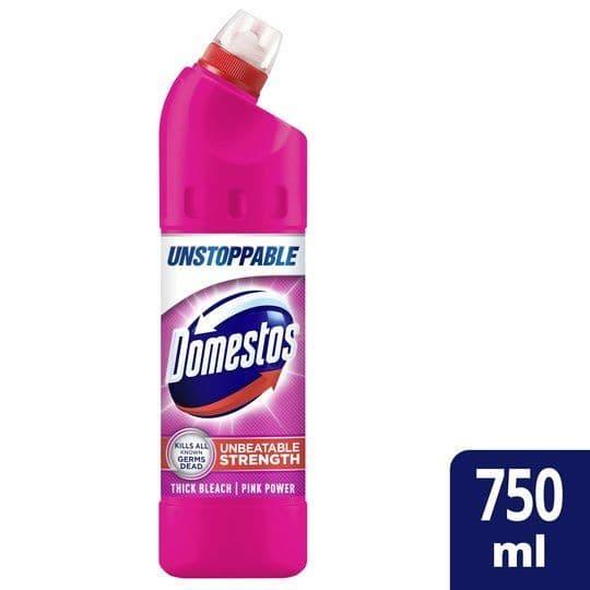 Domestos Bleach Pink 750ml