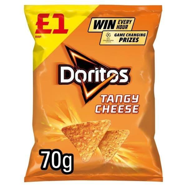 Doritos Tangy Cheese 70g