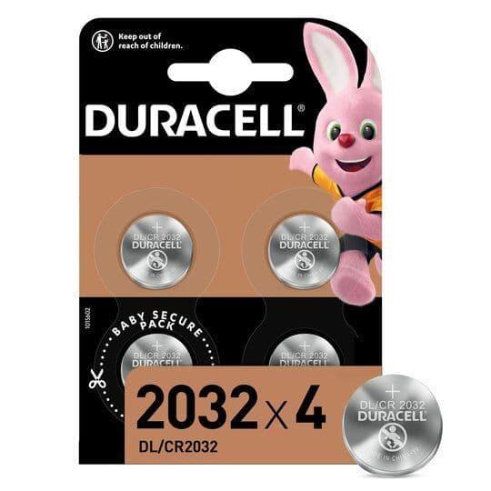 Duracell 2032 4pk