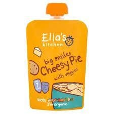 Ella's Kitchen Cheesy Pie Pouch 130g