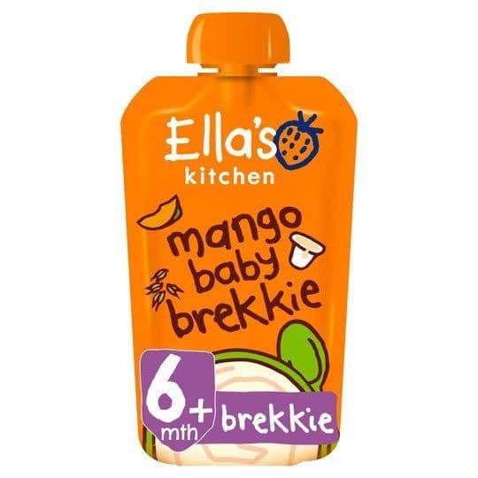 Ellas Kitchen Mango Baby Brekkie 100g