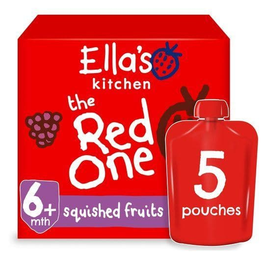 Ellas Kitchen The Red One Multipack