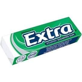 Extra Ice Gum Spearmint