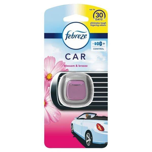 Febreze Car Air Freshener Blossom 2ml