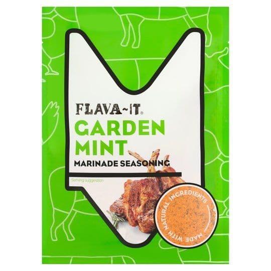 Flava-it Garden Mint Marinade 35g