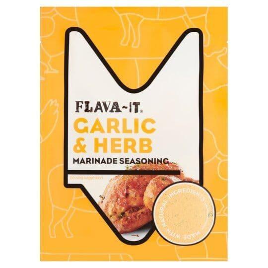 Flava-it Garlic, Herb & Butter Marinade 35g