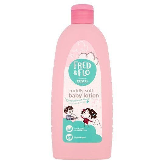 Fred & Flo Baby Lotion 500ml
