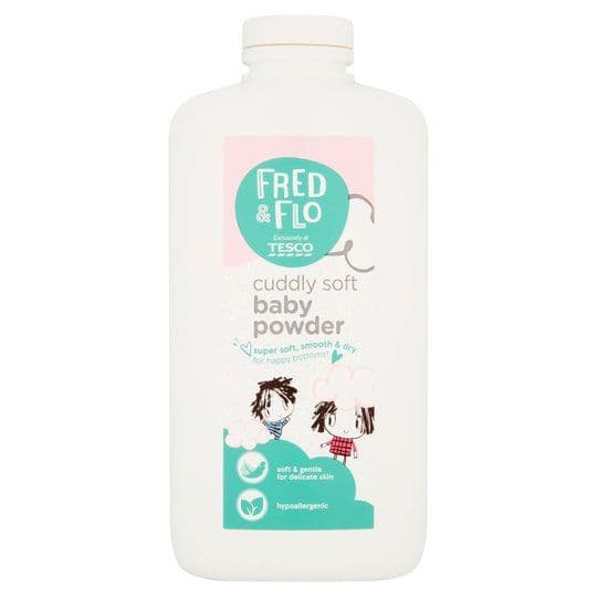 Fred & Flo Baby Soft Powder 400g