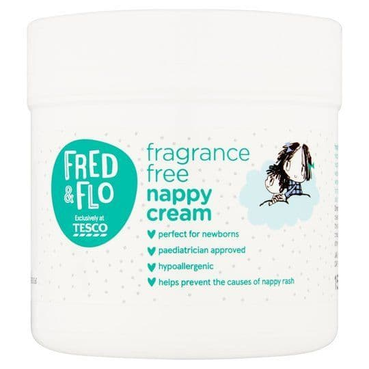 Fred & Flo Nappy Cream 150ml