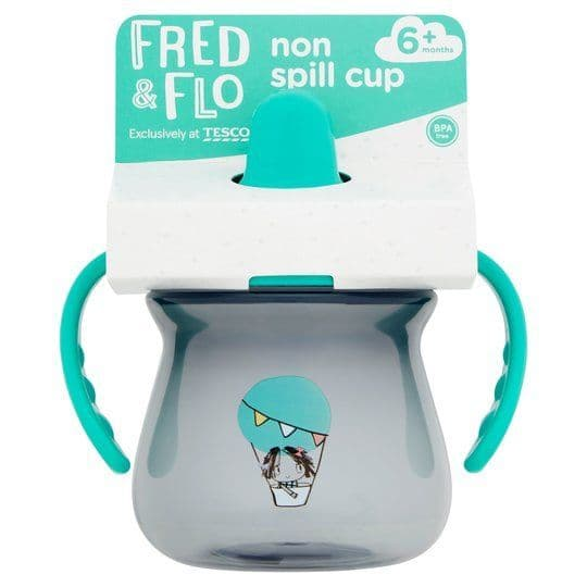 Fred & Flo Non Spill Cup 300ml