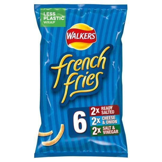 French Fries Variety 6 Pack