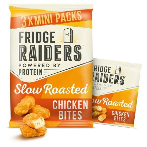 Fridge Raiders Slow Roast Chicken Bites 3x22.5g