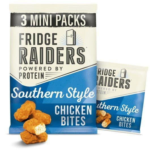Fridge Raiders Southern Style Chicken Bites 3x22.5g