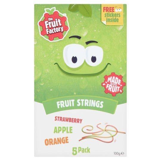 Fruit Factory Multi Fruit Strings 5pk