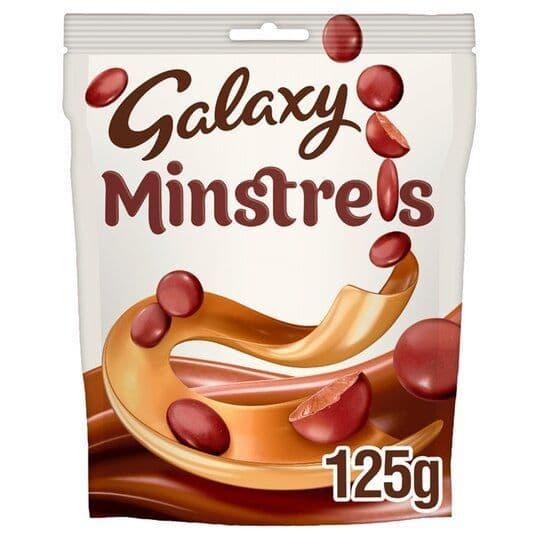 Galaxy Minstrels Pouch 125g