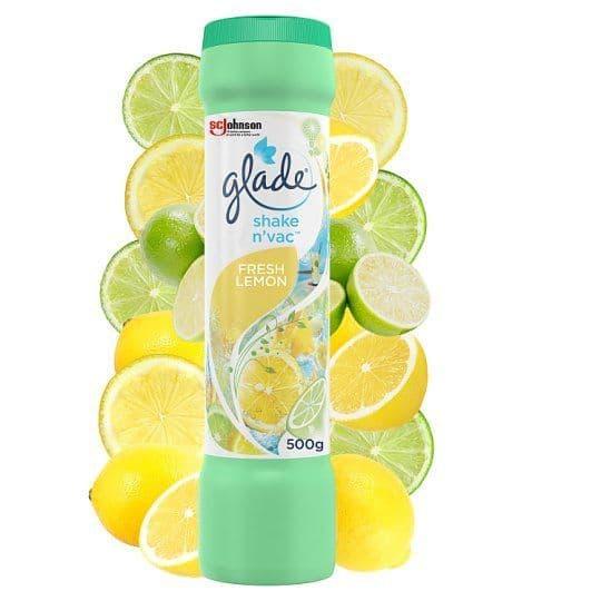 Glade Shake n Vac Citrus 400g