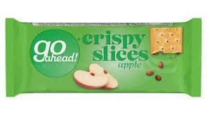 Go Ahead Crispy Slices Apple