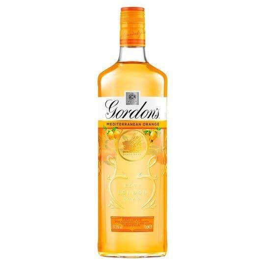 Gordons Mediterranean Orange Gin 70cl