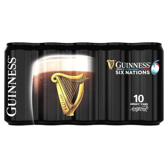 Guinness 10x440ml Cans