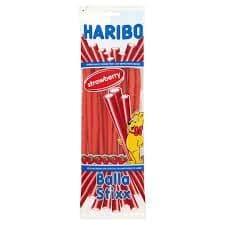 Haribo Balla Stixx Strawberry