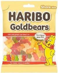 Haribo Gold Bears 160g