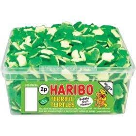 Haribo Terrific Turtles Tub