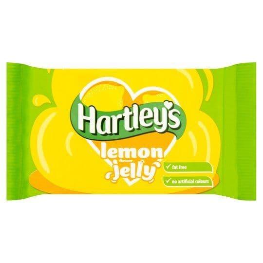 Hartleys Lemon Jelly Block 135g