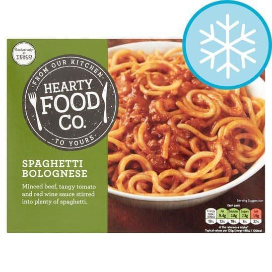 Hearty Food Co. Spaghetti Bolognese 400g