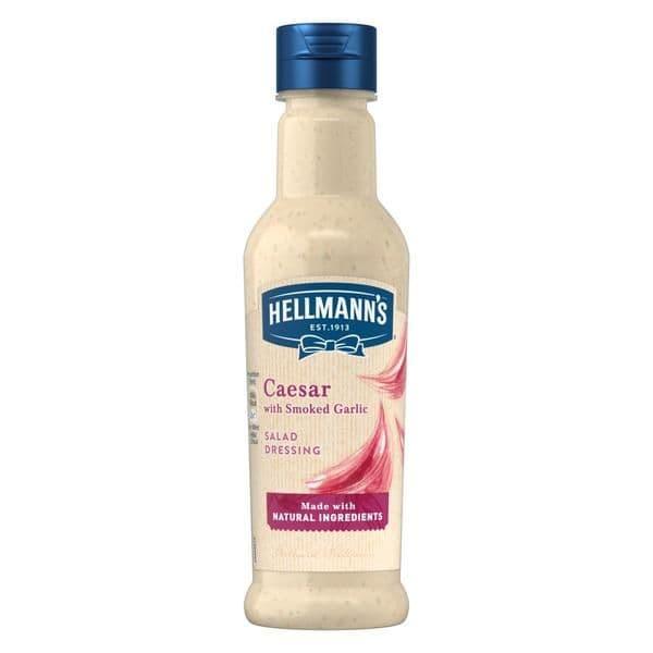 Hellmann's Caesar Salad Dressing 210ml