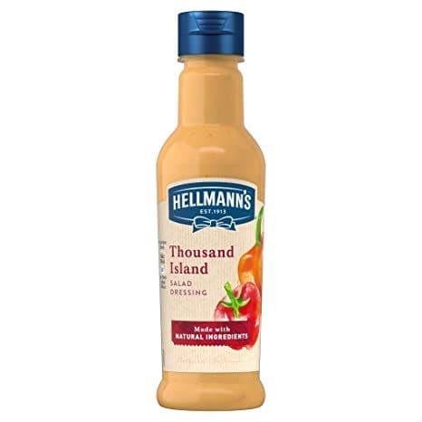 Hellmann's Thousand Island Dressing 210ml