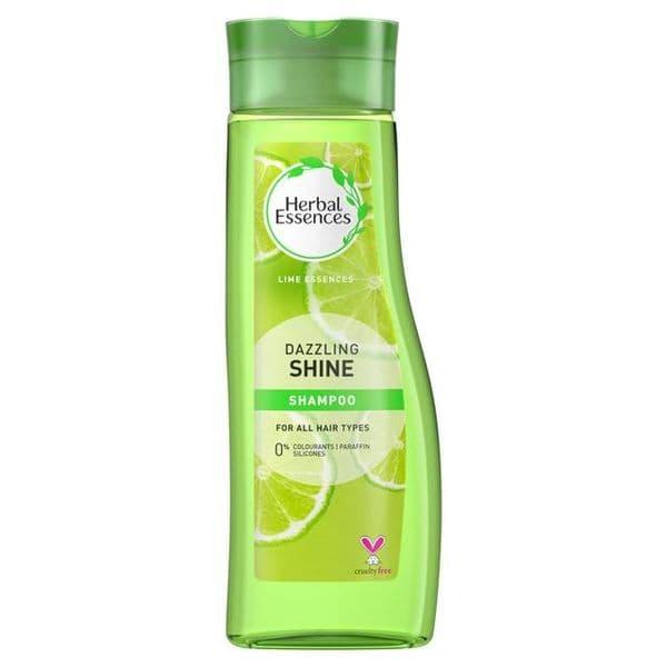 Herbal Essences Dazzling Shine Shampoo 400ml
