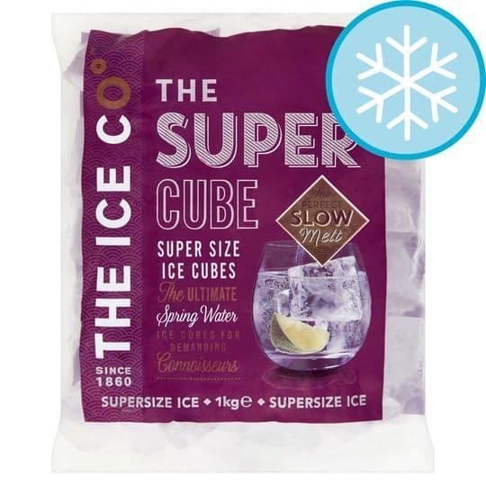 Ice Cubes 1kg
