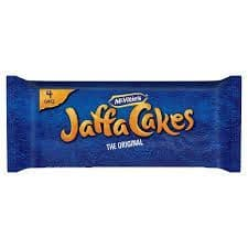 Jaffa Cakes Snack Pack